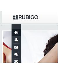 Rubigo Responsive HTML Template